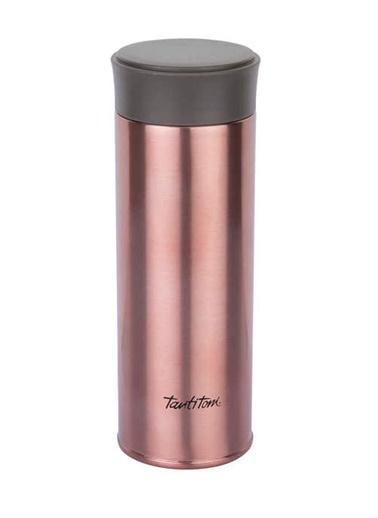 Paslanmaz Çelik Bronz Termos - 350 ml-Tantitoni